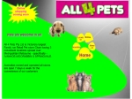 View More Information on All 4 Pets