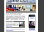 View More Information on Home Touch Systems
