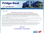 View More Information on Fridge Seal