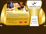 View More Information on Cinnamon Club