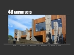 View More Information on 4d Architects