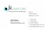 View More Information on JK Eye Care