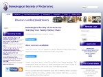 View More Information on Genealogical Society