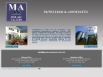 View More Information on McWilliam & Associates Pty Ltd