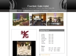 View More Information on Fountain Gate Hotel