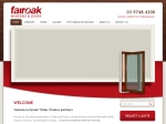 View More Information on Fairoak Timber Windows