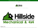View More Information on Hillside Mechanical & 4X4