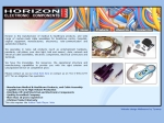 View More Information on Horizon Electronic Components Pty Ltd