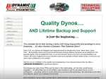View More Information on Dynamic Test Systems