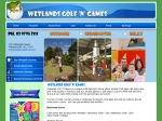 View More Information on Mini Golf Wetlands