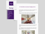 View More Information on Art Hung Picture Hanging Service