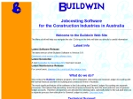 View More Information on Buildwin Pty Ltd