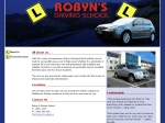 View More Information on A Robyn Driving School
