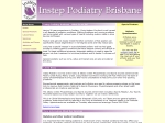 View More Information on Instep Podiatry Brisbane