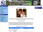 View More Information on Payne Road State School
