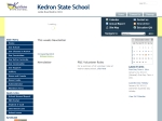 View More Information on Kedron State School