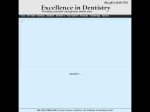 View More Information on Excellence In Dentistry