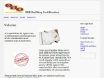 View More Information on DBR Building Certifications