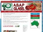 View More Information on A.S.A.P Glass