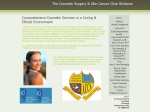 View More Information on The Cosmetic Surgery And Skin Cancer Centre