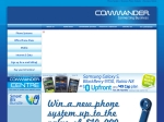 View More Information on Commander Centre