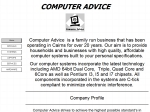 View More Information on Computer Advice