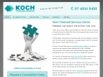 View More Information on Rod Koch Financial Services
