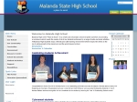 View More Information on Malanda State High School