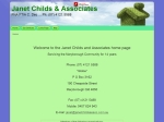 View More Information on Childs Janet & Associate
