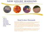 View More Information on NSW House Washing & Garden Maintenance