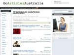 View More Information on Goarticles Australia