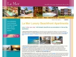 View More Information on La Mer Beachfront Apartments