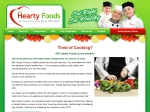 View More Information on A & C Hearty Foods
