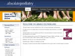 View More Information on Absolute Podiatry