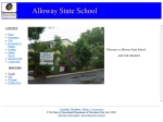 View More Information on Alloway State School