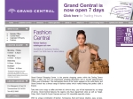 View More Information on Grand Central Shopping Centre Toowoomba