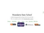View More Information on Meandarra State School