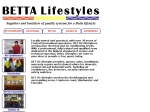 View More Information on Betta Lifestyles