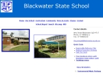 View More Information on Blackwater State School