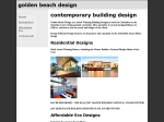 View More Information on Golden Beach Design