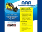View More Information on AAA Narrow Access Machinery
