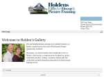View More Information on Holden's Gallery