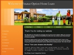 View More Information on Finance Option Home Loans