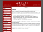 View More Information on Arcuri Lawyers