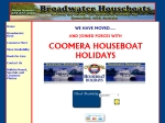 View More Information on Broadwater Houseboat Hire