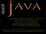 View More Information on House Of Java