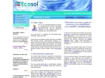 View More Information on Ecosol Pty Ltd