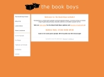 View More Information on Book Boys The