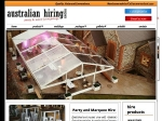 View More Information on Australian Hiring Company
