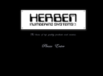 View More Information on Herben Numbering Systems Pty Ltd